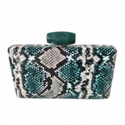 Clutch Serpiente Verdes